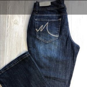 Maurices Sz 9/10 bnwt Bootcut Jeans